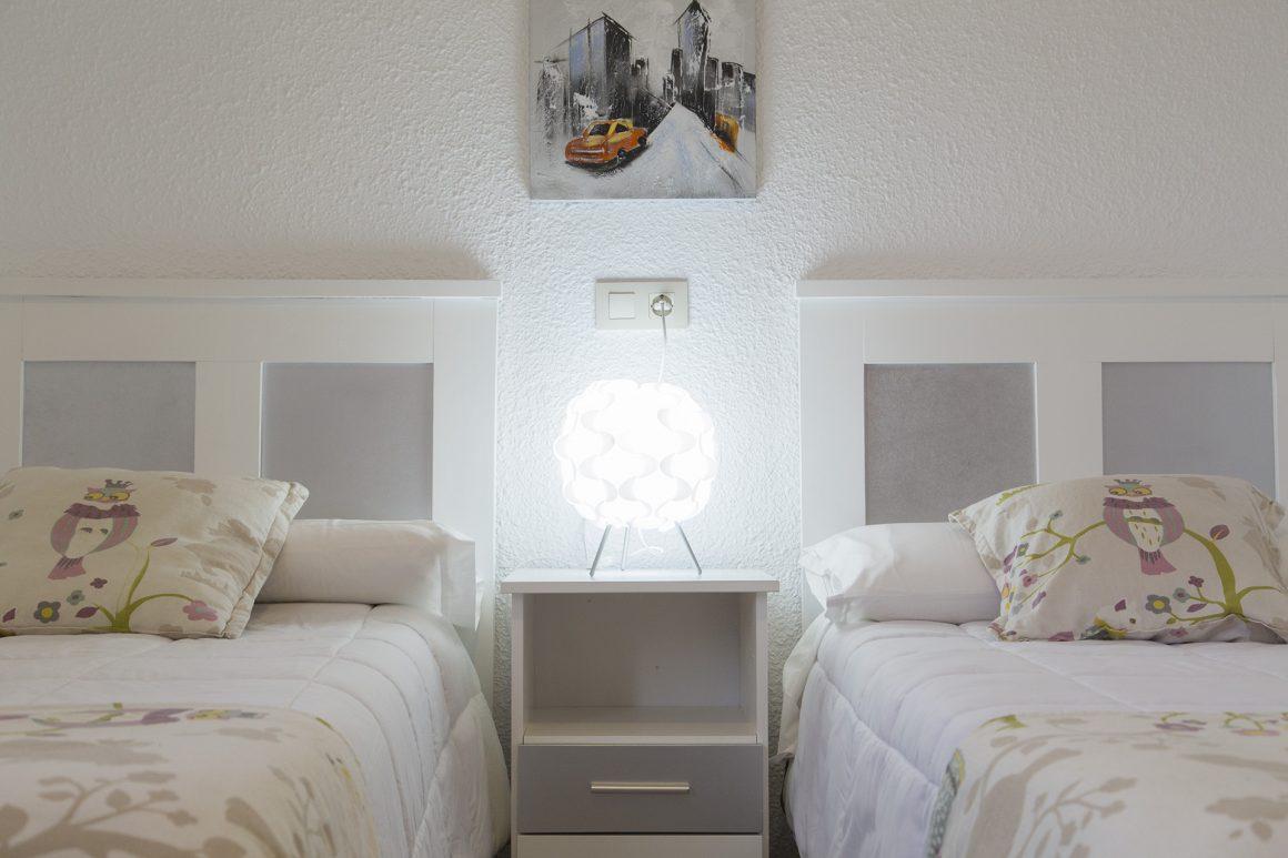 Habitación doble (dos camas)